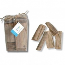 500g Driftwood Blocks