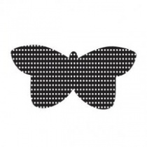 Dotty butterfly I-Cling Stamp